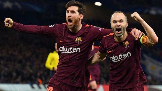 Nhận định bóng đá Barcelona vs Chelsea, 2h45 ngày 15/3 (Vòng 1/8 Champions League 2017/18) ảnh 1