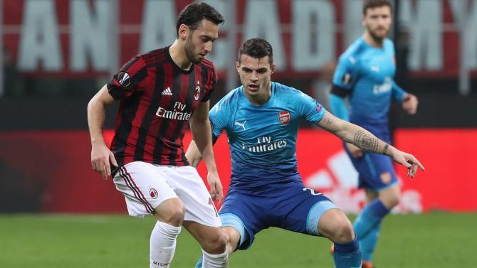Nhận định bóng đá Arsenal vs AC Milan, 3h05 ngày 16/3 (Vòng 1/8 Europa League 2017/18) ảnh 1