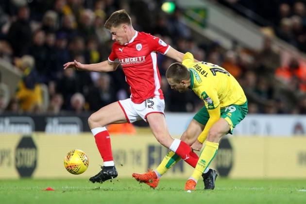 Nhận định bóng đá Barnsley vs Norwich City, 2h45 ngày 14/3 (Đá bù vòng 35 hạng Nhất Anh 2017/18) ảnh 1