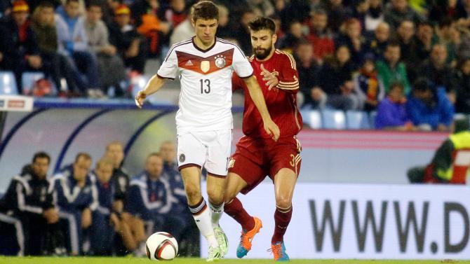 Nhận định bóng đá Đức vs Tây Ban Nha, 02h45 ngày 24/03 (Giao hữu Quốc tế 2018) ảnh 1