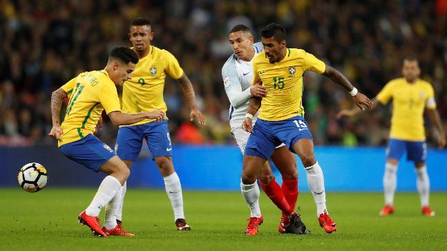 Nhận định bóng đá Nga vs Brazil, 23h00 ngày 23/2 (Giao hữu Quốc tế 2018) ảnh 1