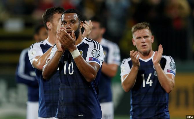 Nhận định bóng đá Scotland vs Costa Rica, 02h45 ngày 24/03 (Giao Hữu Quốc Tế 2018) ảnh 1