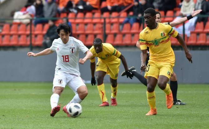 Nhận định bóng đá Nhật Bản vs Ukraine, 19h20 ngày 27/3 (Giao hữu quốc tế 2018) ảnh 1