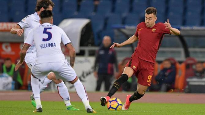 Nhận định bóng đá Bologna vs Roma, 17h30 ngày 31/3 (Vòng 30 Serie A 2017/18) ảnh 1