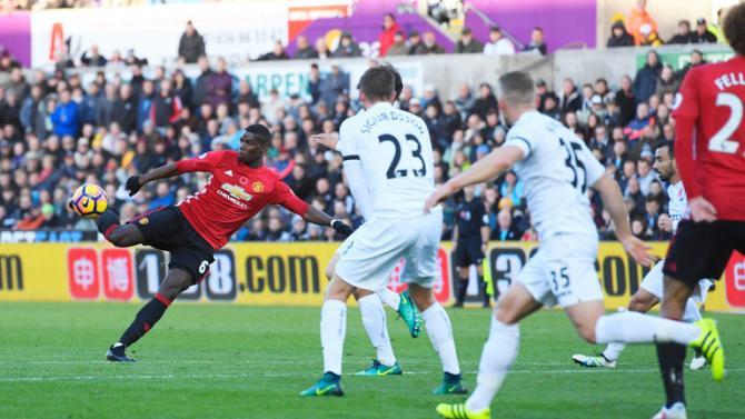 Nhận định bóng đá M.U vs Swansea, 21h00 ngày 31/3 (Vòng 32 Ngoại hạng Anh 2017/18) ảnh 1