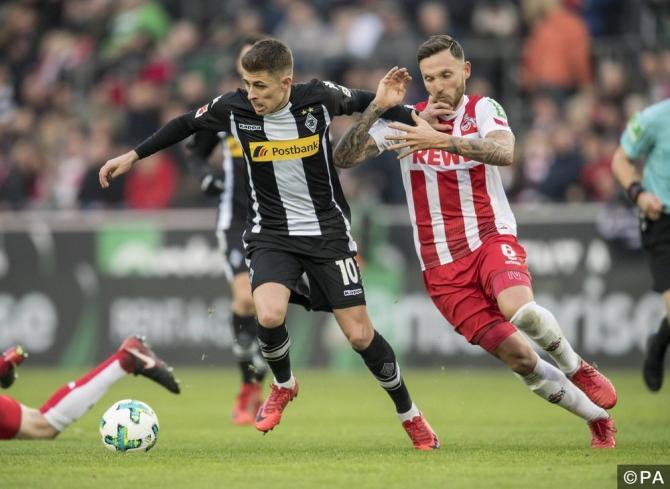 Nhận định bóng đá Mainz vs Monchengladbach , 23h00 ngày 01/04 (Vòng 28 Bundesliga 2017/18) ảnh 1