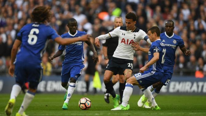 Nhận định bóng đá Chelsea vs Tottenham, 22h00 ngày 1/4 (Vòng 32 Ngoại hạng Anh 2017/18) ảnh 1