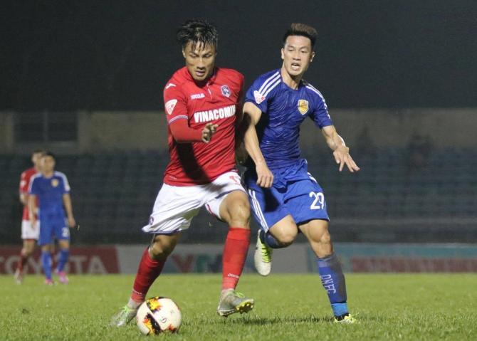 Nhận định bóng đá Than Quảng Ninh vs Quảng Nam, 16h30 ngày 1/4 (Vòng 4 V-League 2018) ảnh 1