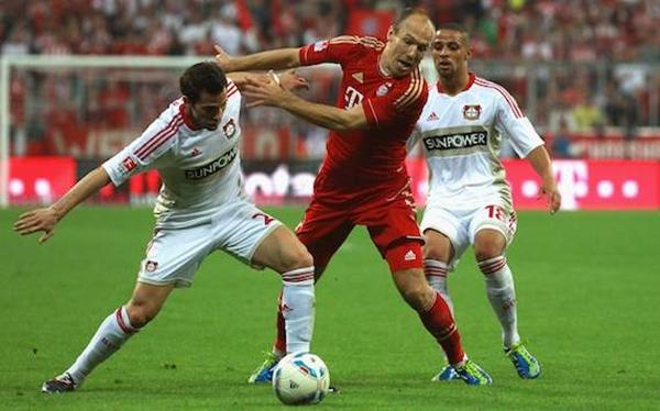 Nhận định bóng đá Bayer Leverkusen vs Bayern Munich, 01h45 ngày 18/04 (Bán Kết Cúp Quốc Gia Đức  2017/18) ảnh 1
