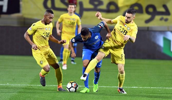 Nhận định bóng đá Al Wasl vs Nasaf Qarshi, 22h00 ngày 16/04 (Bảng C AFC Champions League 2018) ảnh 1