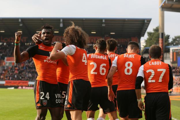Nhận định bóng đá Brest vs Lorient, 1h45 ngày 17/4 (Vòng 33 hạng hai Pháp 2017/18) ảnh 1
