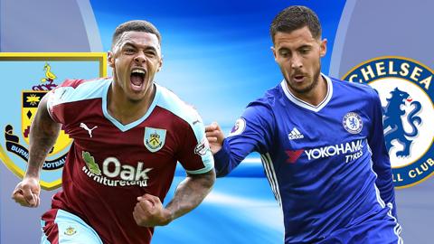 Nhận định bóng đá Burnley vs Chelsea, 1h45 ngày 20/4 (Vòng 35 Ngoại hạng Anh 2017/18) ảnh 1