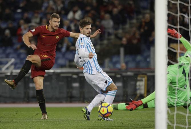 Nhận định bóng đá SPAL vs Roma, 20h00 ngày 21/4 (Vòng 34 Serie A 2017/18) ảnh 1