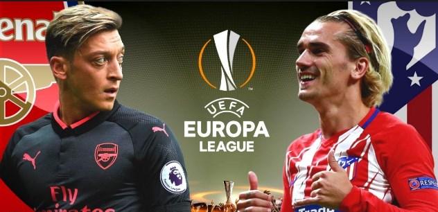 Nhận định bóng đá Arsenal vs Atletico Madrid, 2h05 ngày 27/4 (Bán kết Europa League 2017/18) ảnh 1