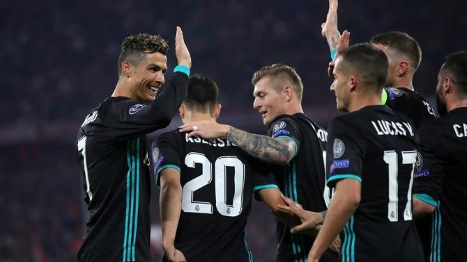 Nhận định bóng đá Real Madrid vs Bayern Munich, 1h45 ngày 2/5 (Bán kết Champions League 2017/18) ảnh 1