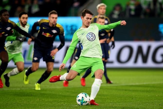 Nhận định bóng đá RB Leipzig vs Wolfsburg, 20h30 ngày 5/5 (Vòng 33 Bundesliga 2017/18) ảnh 1