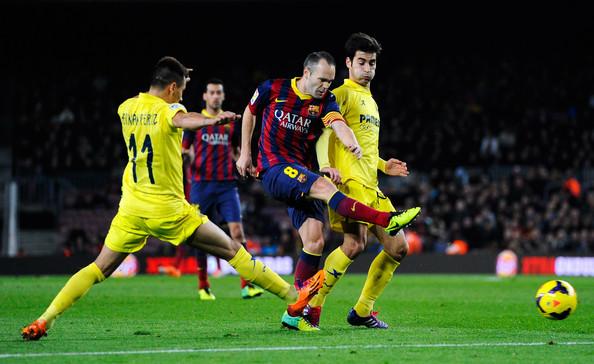 Nhận định bóng đá Barcelona vs Villarreal, 01h00 ngày 10/05 (Đá bù vòng 34 La Liga 2017/18) ảnh 1