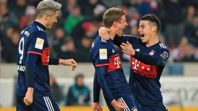 Nhận định bóng đá Bayern Munich vs Stuttgart, 20h30 ngày 12/5 (Vòng 34 Bundesliga 2017/18) ảnh 1