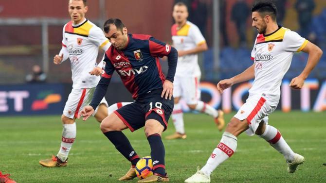 Nhận định bóng đá Benevento vs Genoa, 23h00 ngày 12/5 (Vòng 37 Serie A 2017/18) ảnh 1