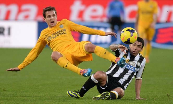 Nhận định bóng đá Hellas Verona vs Udinese, 20h00 ngày 13/05 (Vòng 37 Serie A 2017/18) ảnh 1