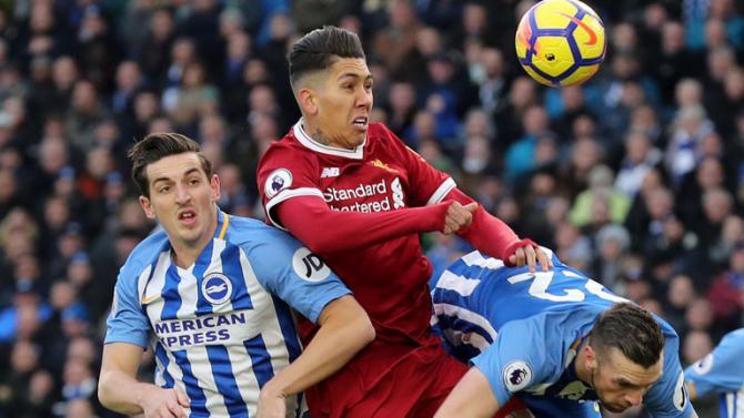 Nhận định bóng đá Liverpool vs Brighton, 21h00 ngày 13/5 (Vòng 38 Ngoại hạng Anh 2017/18) ảnh 1