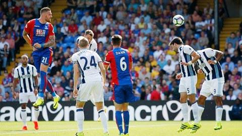 Nhận định bóng đá Crystal Palace vs West Brom, 21h00 ngày 13/05 (Vòng 38 Premier League 2017/18) ảnh 1