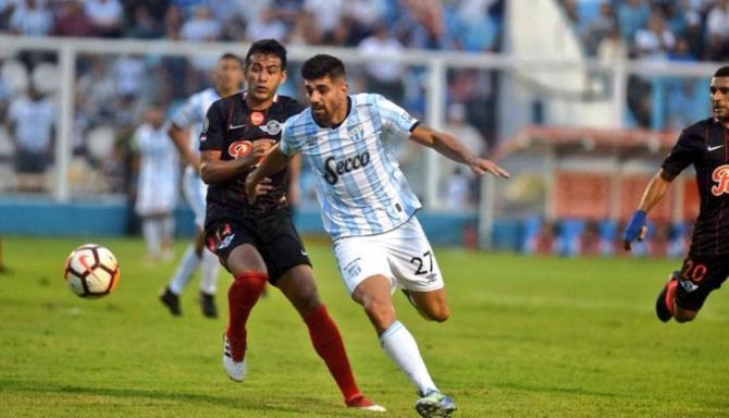 Nhận định bóng đá Club Libertad vs Atletico Tucuman, 05h15 ngày 18/05 (Bảng C Copa Libertadores 2018) ảnh 1