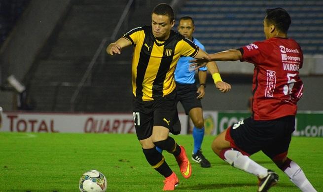 Nhận định bóng đá CA Penarol vs The Strongest, 05h15 ngày 18/05 (Bảng C Copa Libertadores 2018) ảnh 1