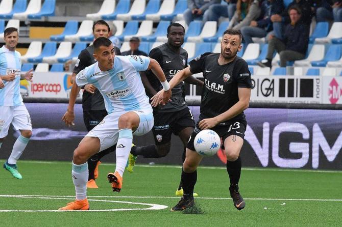 Nhận định bóng đá Virtus Entella vs Ascoli, 01h30 ngày 25/05 ( Vòng play off Serie B 2017/18) ảnh 1
