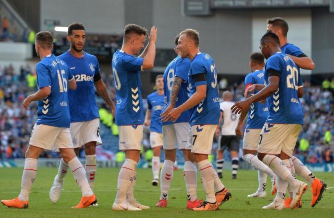 Nhận định Rangers vs Shkupi, 01h45 ngày 13/7 (Lượt đi vòng sơ loại thứ 1 - Europa League) ảnh 1