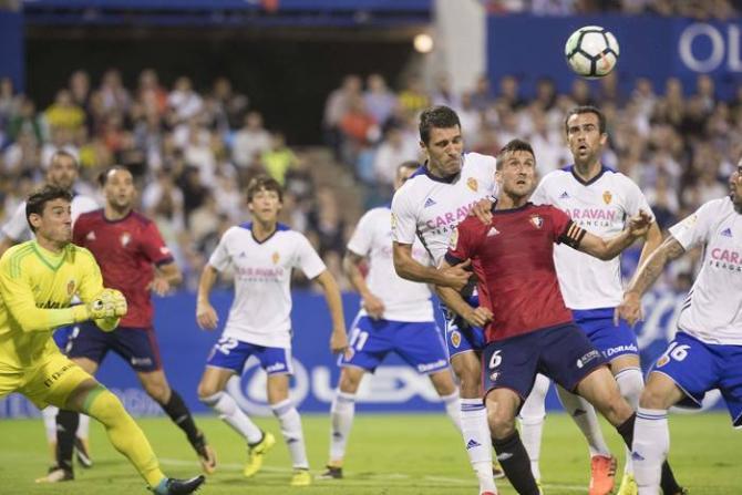 Nhận định Zaragoza – Osasuna, 02h00 ngày 9/10 (Hạng 2 Tây Ban Nha) ảnh 1