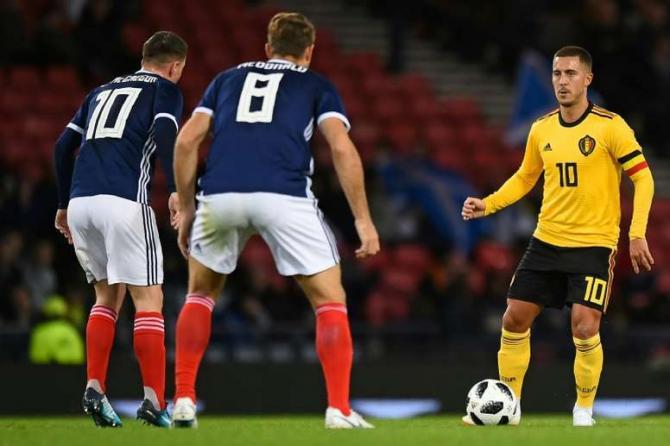 Nhận định Bỉ - Thụy Sỹ, 01h45 ngày 13/10 (UEFA Nations League) ảnh 1
