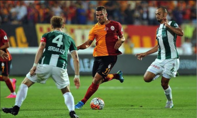 Nhận Định Galatasaray - Bursaspor 00h00 ngày 22/10 (Vòng 9 VĐQG Thổ Nhỹ Kỳ 2018/19) ảnh 1