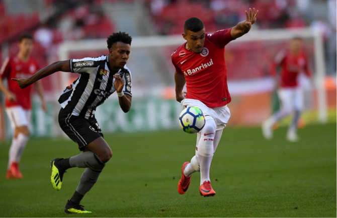 Nhận Định Botafogo - Internacional 02h00 ngày 19/11 (Vòng 35 VĐQG Brazil 2018) ảnh 1