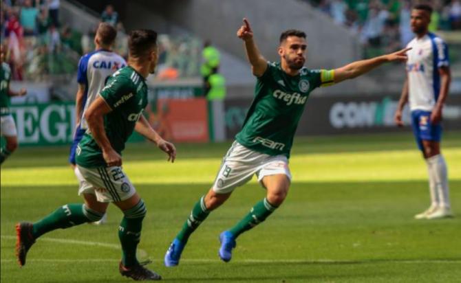 Nhận Định Parana - Palmeiras 02h00 ngày 19/11 (Vòng 35 VĐQG Brazil 2018) ảnh 1
