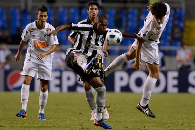 Nhận Định Santos – Botafogo 06h00 ngày 22/11 (Vòng 36 VĐQG Brazil 2018) ảnh 1