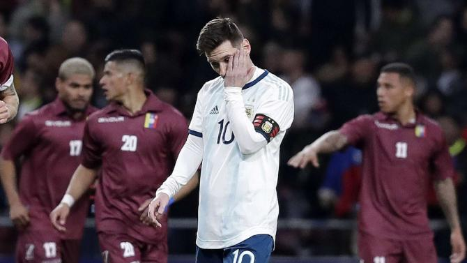 Nhận Định Morocco - Argentina 02h00 ngày 27/3 (Giao Hữu Quốc Tế 2019) ảnh 1