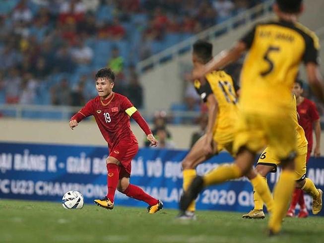 Nhận Định Việt Nam - Thái Lan 20h00 ngày 26/3 (AFC U23 Championship 2019) ảnh 1