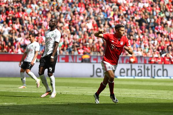 Nhận Định Bayern Munich vs Hannover 20h30 ngày 4/5 (Vòng 32 Bundesliga 2018/19) ảnh 1