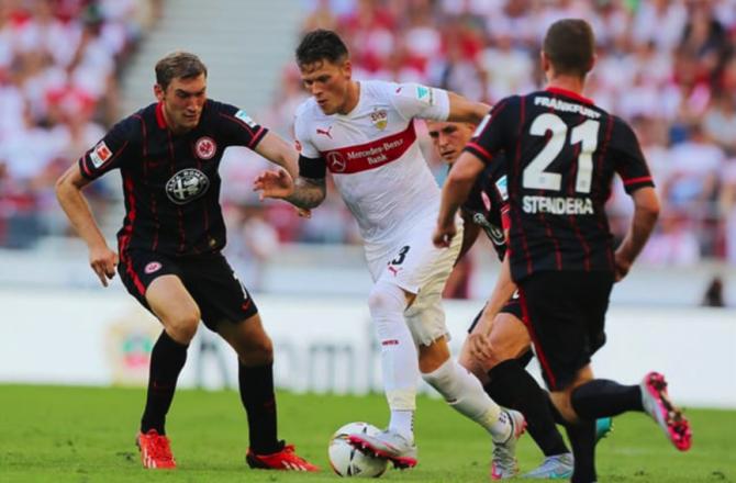 Nhận Định Leverkusen vs Frankfurt 22h59 ngày 5/5 (Vòng 32 Bundesliga 2018/19) ảnh 1